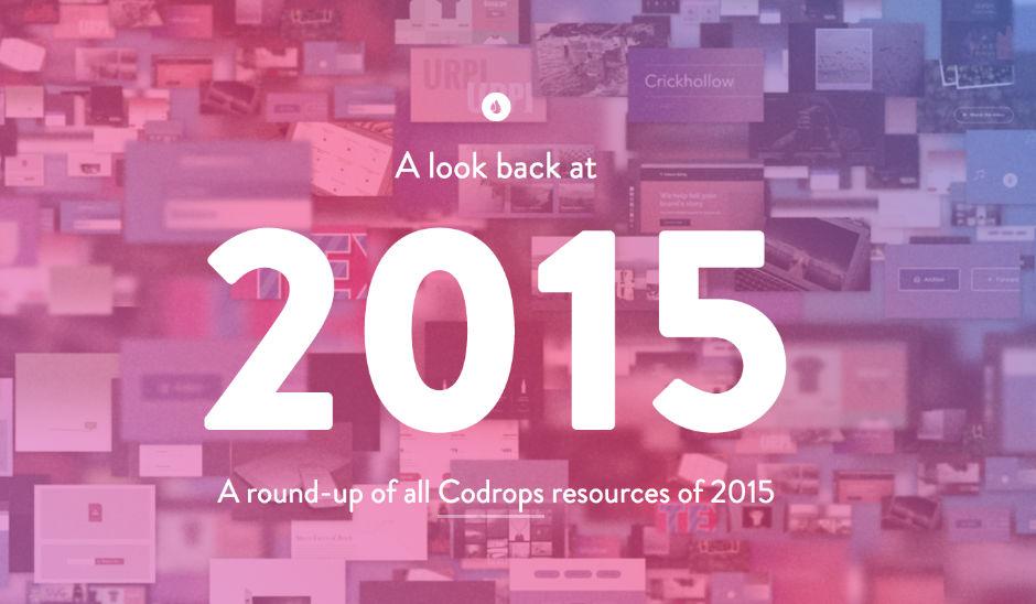 Codrops Round Up 2015