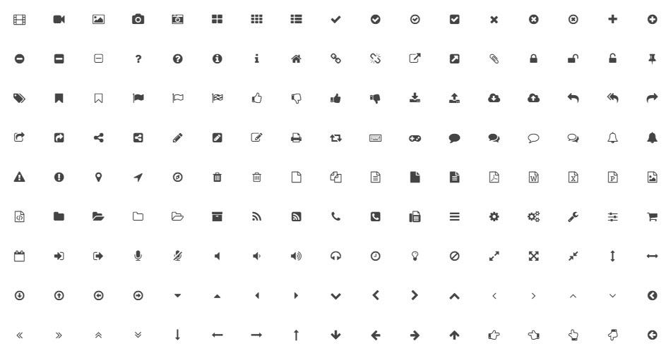 Transformer un Icon Font en SVG