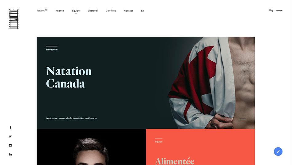 Locomotive, agence web de Montréal