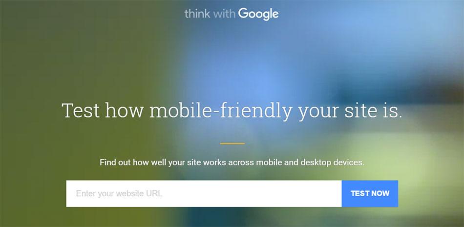 Tester si votre site est mobile-friendly