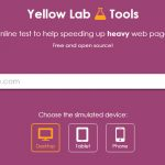 Yellow Lab Tools : tester les performance d'une page web
