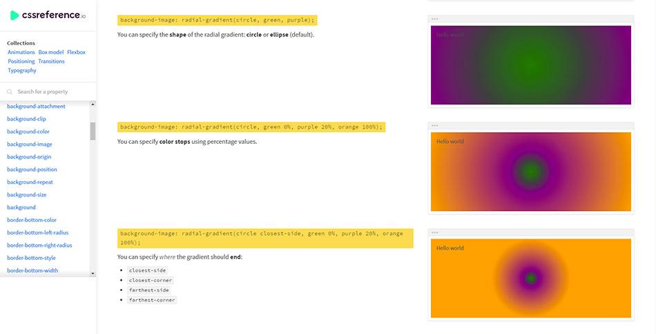 cssreference.io : exemple background-image