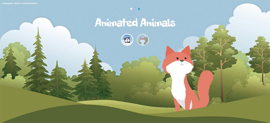 Tutoriel pour animer des animaux en CSS et SVG