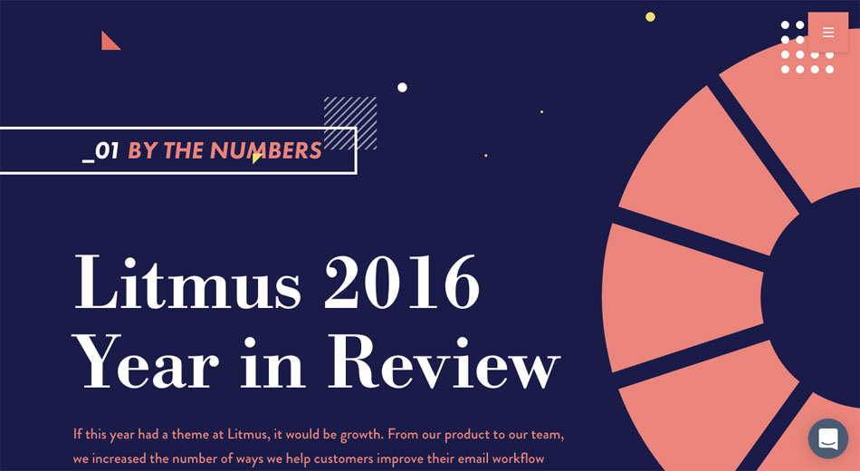 Litmus - Year in Review 2016