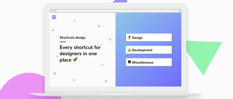 Shortcuts.design