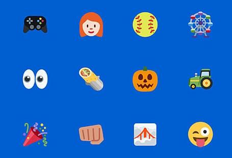 Twemoji - les emojis de Twitter en open source