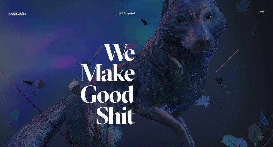 Beau site 2019 - Dogstudio