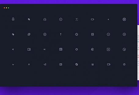CSS.GG - 500 icones en CSS