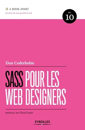 SASS pour les web designers - Editions Eyrolles